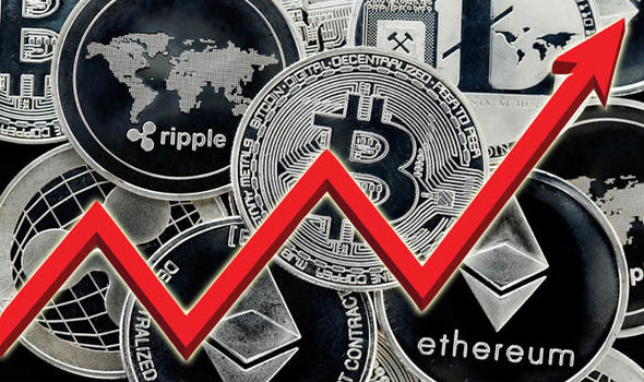Cryptocurrencies on the rise again!