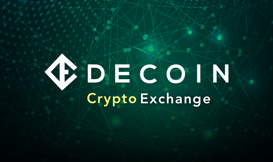 DECOIN – First Blockchain Profit Sharing Exchange Platform